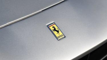 Ferrari Portofino - front badge