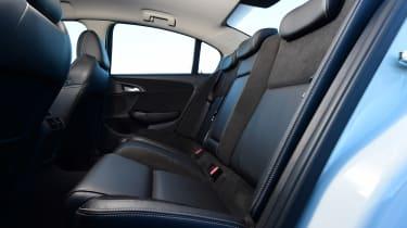 Vauxhall VXR8 GTS - rear seats