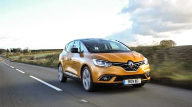 Renault Scenic and Grand Scenic Hybrid Assist - 5