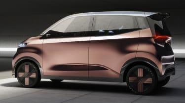 Nissan IMk concept - side static