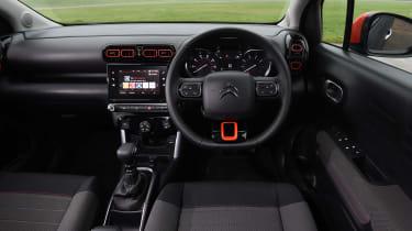 Hyundai Kona - dash