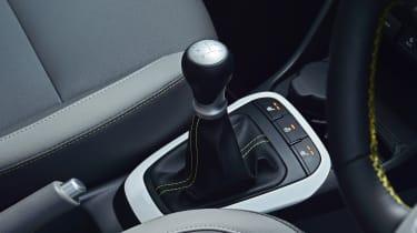Kia Picanto - gear lever