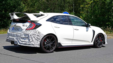 Honda Civic Type R facelift - 8