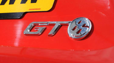 Toyota GT 86 badge