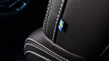 Volvo XC40 - seat detail
