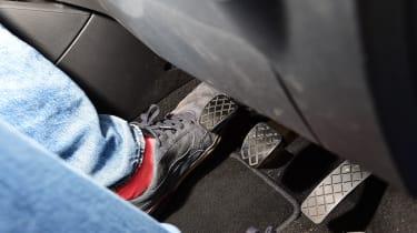 Skoda Fabia SE L: long-term test review - pedals