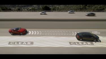 Lexus Lane Valet Technology