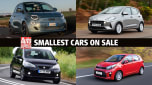 The smallest cars on sale