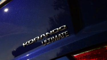 rear badge