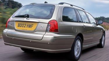 Rover 75 estate rear
