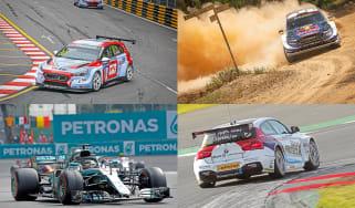 Motorsport review 2018 - header