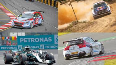 Motorsport review 2018 - header