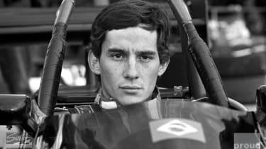 Ayrton Senna - Formula Ford 2000 Championship