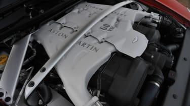 Aston Martin DBS Carbon Edition engine