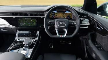 Audi SQ8 - interior