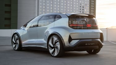 Audi AI:ME concept - rear