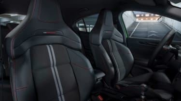 Ford Focus ST - seat
