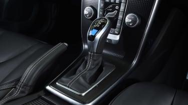 Volvo V40 Polestar Performance Pack - centre console