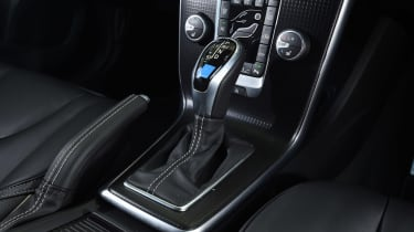 Volvo V40 Polestar Performance Pack - centre console