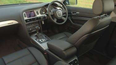 Audi A6 Allroad 3.2 FSI interior