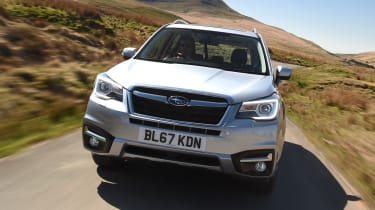 Subaru Forester - front