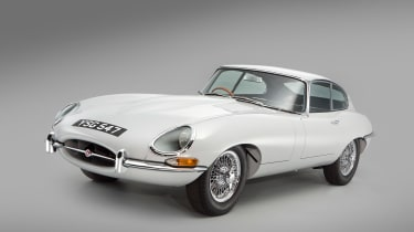 CMC E-Type - front three quarter