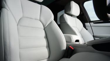 Porsche Macan - seats