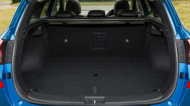 Hyundai i30 Tourer - boot