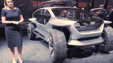 Audi AI:Trail - Vicky Parrott