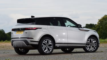 Range Rover Evoque - rear static