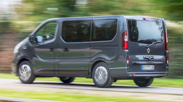 Renault Trafic SpaceClass - rear