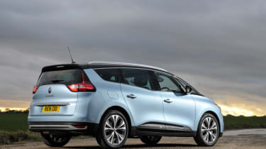 Renault Scenic and Grand Scenic Hybrid Assist - 13