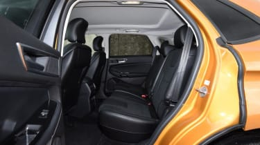 Ford Edge - back seats