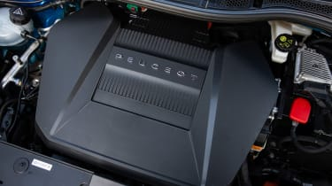 Peugeot e-208 - engine