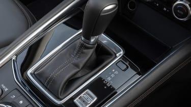 Mazda CX-5 2.0 - transmission