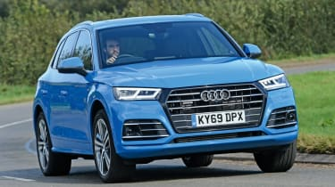 Audi Q5 55 TFSI e - best hybrid cars to buy