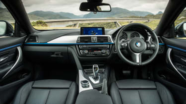 Used BMW 4 Series - cabin