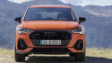 Audi Q3 - full front static