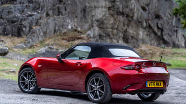 Mazda MX-5 1.5 - rear static