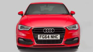 Used Audi A3 mk3 2012 - head on