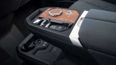BMW iX - interior