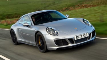 Porsche 911 GTS - front