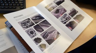 Mitsubishi L200 long-term test - brochure