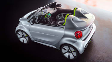 Smart forease concept - above