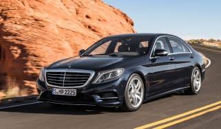 New Mercedes S-Class 2014