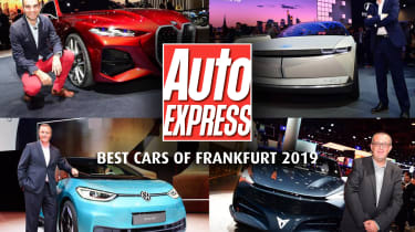 Best cars of Frankfurt 2019