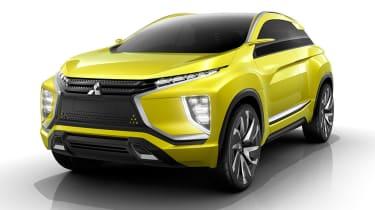 Mitsubishi EX concept - Pictures