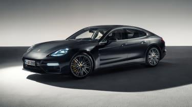 Porsche Panamera - studio front