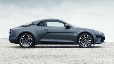 Alpine A110 - Legende side