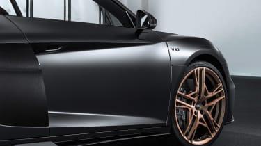 Audi R8 V10 Decennium - wheel